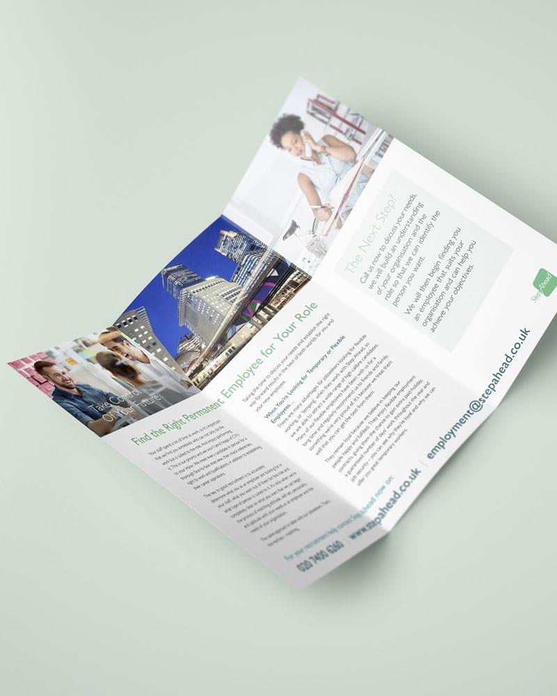 Brand Leaflet Design