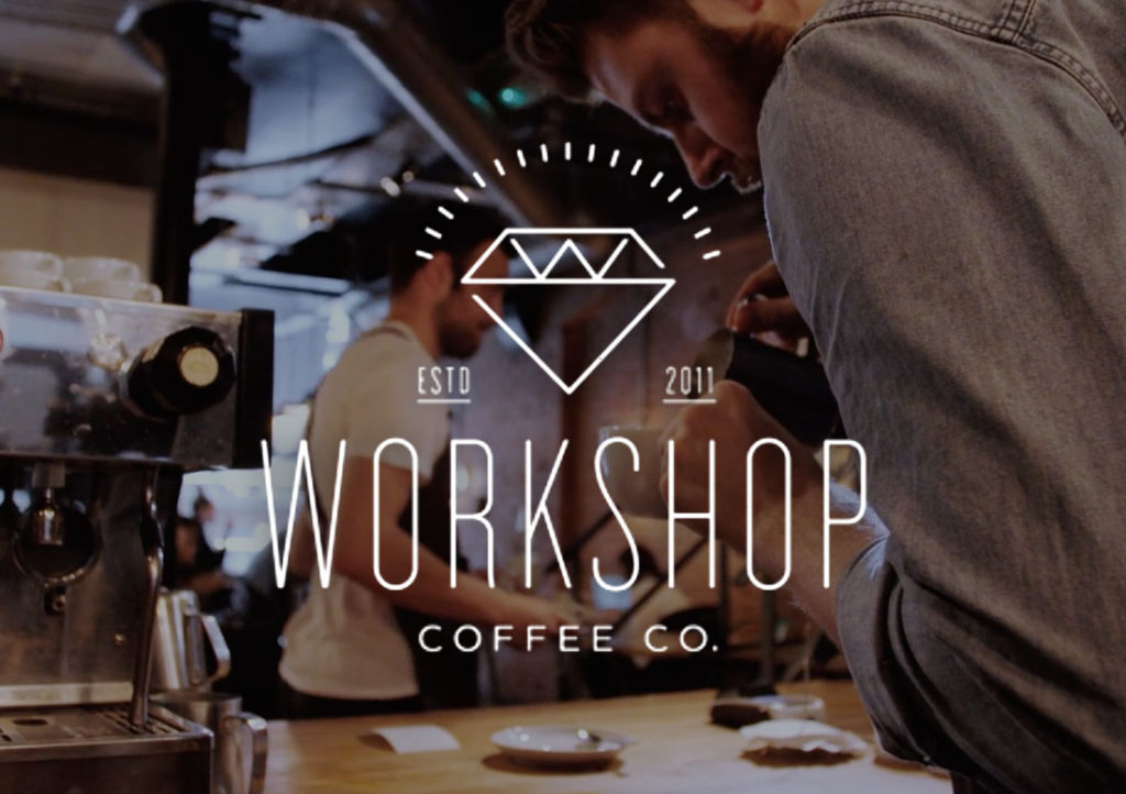 Workshop coffee shop film